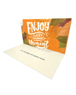 Send Inspiration eCard and Online Greeting Card to your Friends and Family. Enjoy Every Moment - Inspiration eCard