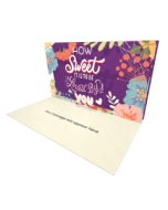 Send Inspiration eCard and Online Greeting Card to your Friends and Family. How Sweet Is To Be Loved By You - Inspiration and Motivation eCard
