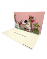 3D Moomins Official eCard and electronic greeting card