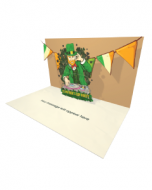 Send Saint Patrick's Day eCard and Online Greeting Card to your Friends and Family. St Patrick's Day Motorcycle Biker Rider eCard.