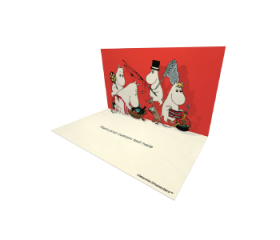 Camping Moomin Official eCard and online greeting card for your Friends and Family