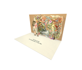 Send Seniors eCard and Online Greeting Card to your Friends and Family. Seniors Couple Kissing - Seniors eCard.
