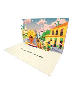 Havana Cuba Travel eCard