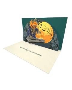 Halloween eCard with Dramatic Organ Music