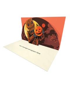 Halloween eCard with Piano Music