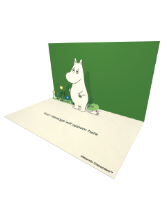 Moomintroll Moomin Official eCard and online greeting card for your Friends and Family