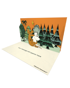 Moomintroll and Sniff Moomin Official eCard and online greeting cards for your Friends and Family. Send Beautiful Moomin eCards