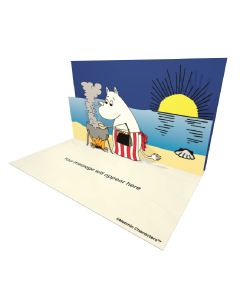 Send Moomin eCards and Online Greeting Cards to your Friends and Family. Moominmamma Cooking Over a Campfire - Moomin Official eCard.