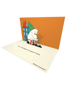 Send Moomin eCards and Online Greeting Cards to your Friends and Family. Moominmamma Planting a Tree - Moomin Official eCard.