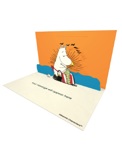 Send Moomin eCards and Online Greeting Cards to your Friends and Family. Moominmamma Knitting - Moomin Official eCard.