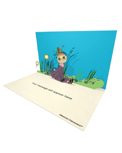 Mymble Moomin Official eCard and online greeting cards for your Friends and Family. Send Beautiful Moomin eCards