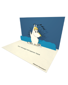 Send Moomin eCards and Online Greeting Cards to your Friends and Family. Snorkmaiden - Moomin Official eCard.