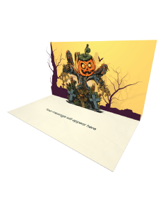 Halloween eCard with Scary Sound