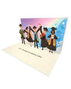 Graduation Happy International Students eCard - Online Greeting Card