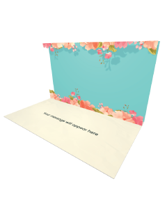 Send Flowers eCard and Online Greeting Card to your Friends and Family. Garden Flowers eCard.