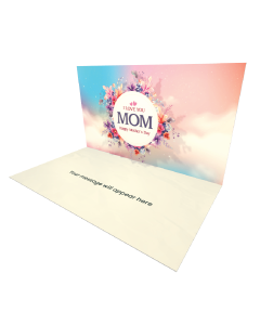 Send Mother's Day eCard and Online Greeting Card to your Friends and Family. I Love You Mom - Happy Mother's Day eCard.