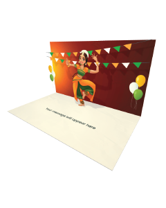 Indian Independence Day Online Greeting Card