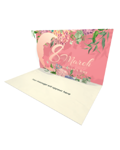 Send International Women's Day eCard and Online Greeting Card to your Friends and Family.