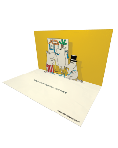Moomins Official eCard and online greeting card. Send Beautiful Moomin ecards to your Friends and Family.