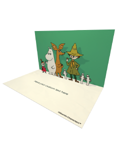 Moomin Characters Moomin Official eCard and online greeting cards for your Friends and Family. Send Beautiful Moomin eCards