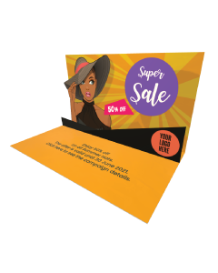 Sale and Promotion eCard (Example)