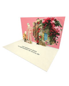Send Seniors eCard and Online Greeting Card to your Friends and Family. Seniors Couple Walking in a Park - Seniors eCard.