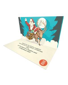 Christmas Business eCard (Example)