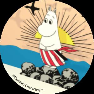 Moominmamma - Moomin ecards