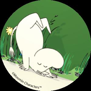 Moomintroll - Moomin ecards