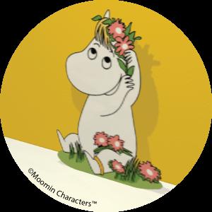 Snorkmaiden - Moomin ecards