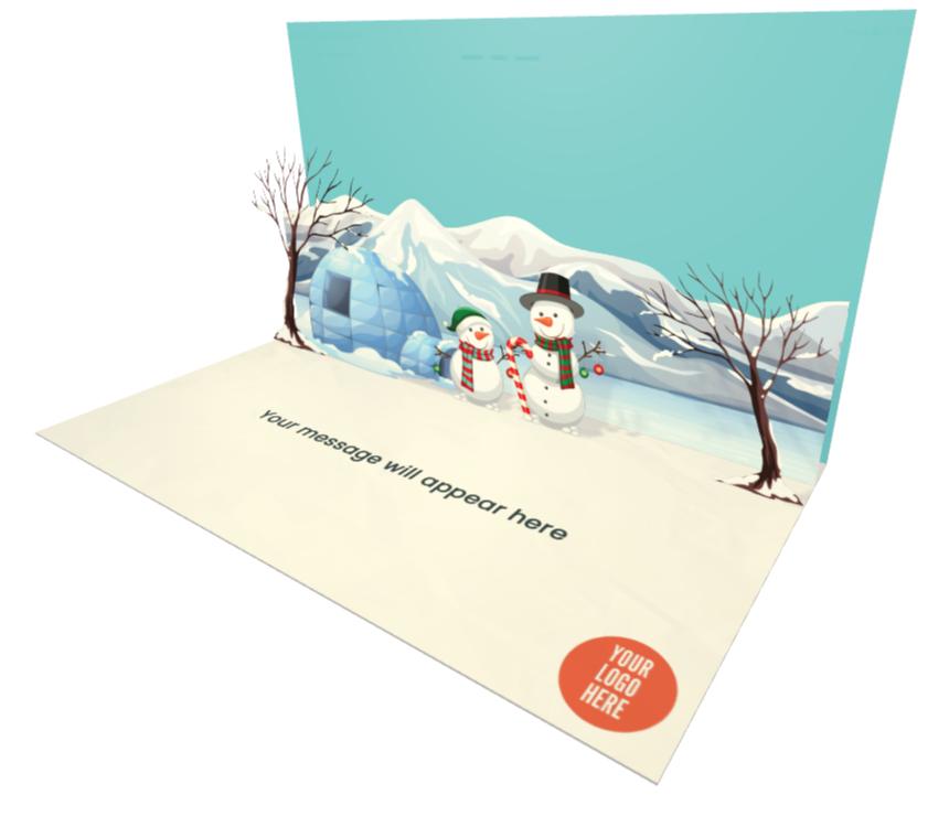 Business Christmas eCards