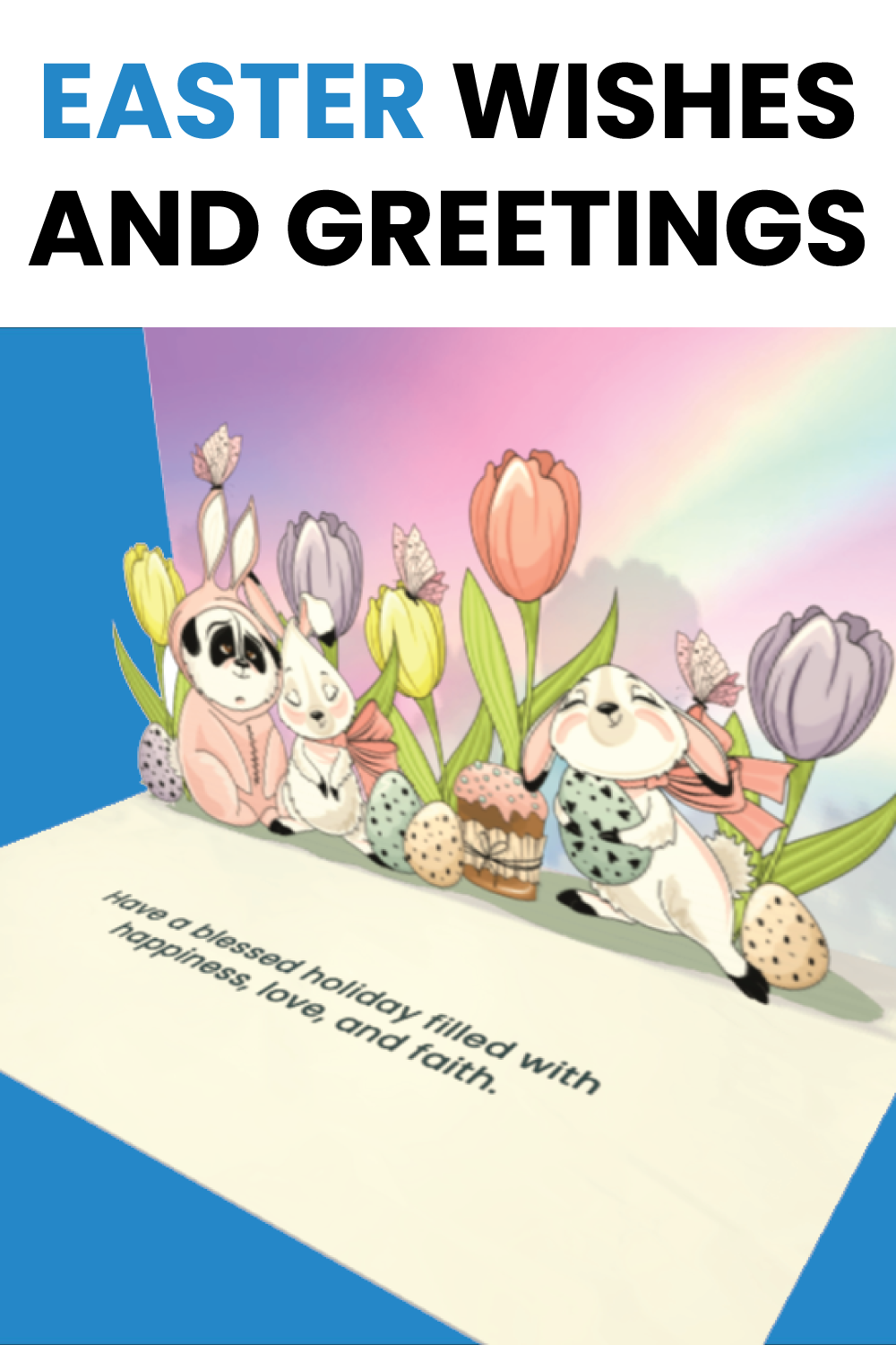 Easter Wishes and Greetings Ideas