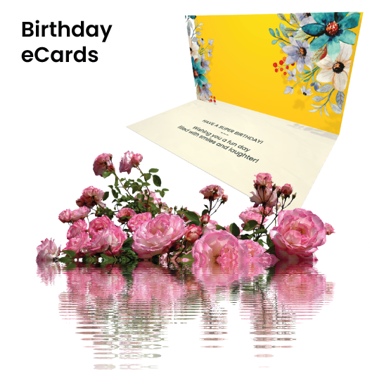 Birthday eCards and Electronic Greeting Cards